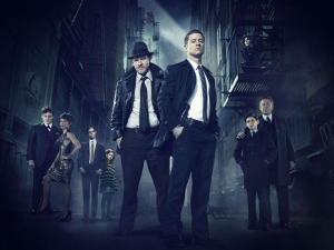 Poster Gotham Cast