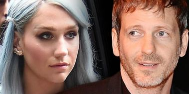 pic of Kesha and Dr. Luke from TMZ. This image is off their website