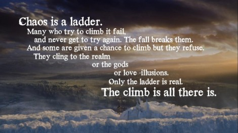 chaos-is-a-ladder